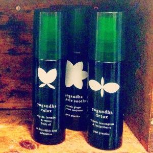 Yogandha body oils