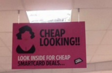 cheap looking
