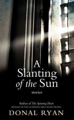 slanting of the sun